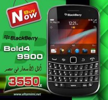    BlackBerry 9900 Bold4