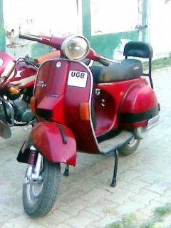    vespa 2005