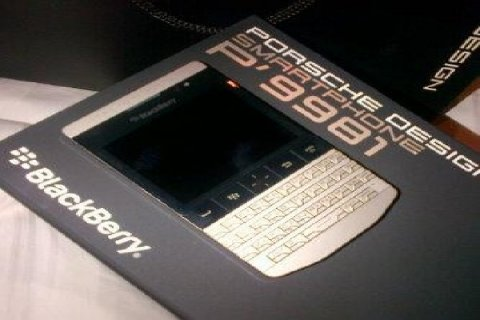 SELLING :Blackberry Porsche Design P9981 (BBM PIN : 26994CFD)