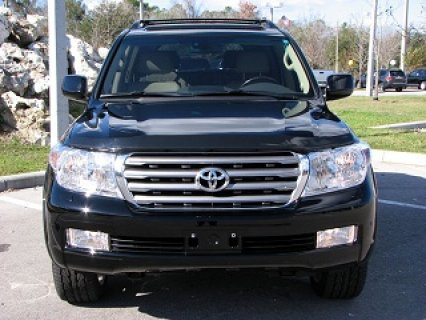 2011 Toyota Land Cruiser GXR XM Radio
