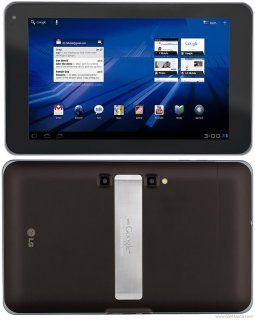 NEW 4G LG Optimus Pad 9in 32GB 5MP 3D 2MP