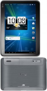 "EW - HTC Jetstream 10.1"" 32GB 8MP/1.3MP Unlocked 3G/4G Tablet."