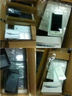للبيع: IPhone 5 S 64GB & BB Q10 /BB Porche p9981 (2,000AED) BB