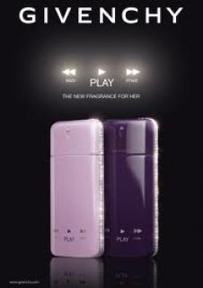 Original Givenchy Play Pink - Purple