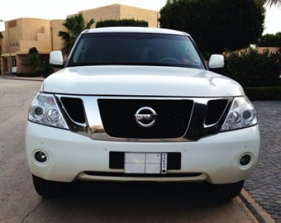 2010 Nissan Patrol LE 5.6L V8 Excellent Condition