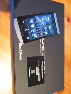 Brand New and Unlocked Lunched Porsche Design P9982 Smartphone U