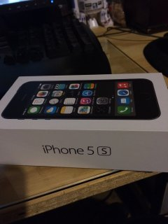 New Apple iPhone 5s Gold, Black, White Unlocked
