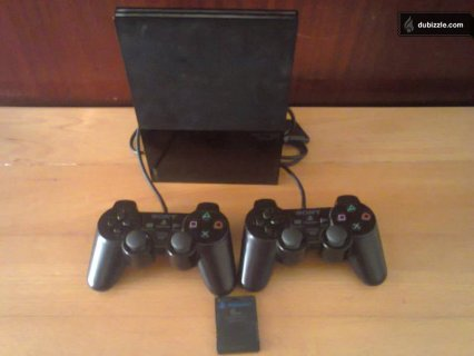 صور Playstation2 + 2 joystick + memory+ 6 games 4