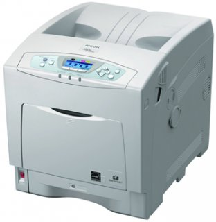 Ricoh Aficio SPC 420 DN Color laser printer for sale in Egypt