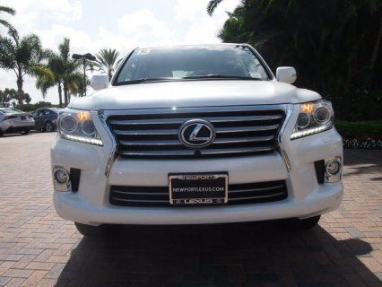 صور  I want to sell my used 2013 Lexus LX 570  22,000$ 1