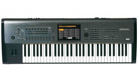 Korg Kronos X 61-Key Synthesizer Workstation