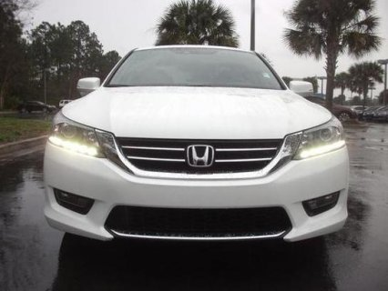 Certified 2014 Honda Accord EX-L