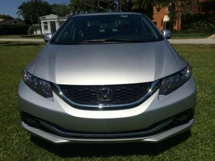 Used 2013 Honda Civic EX-L Sedan