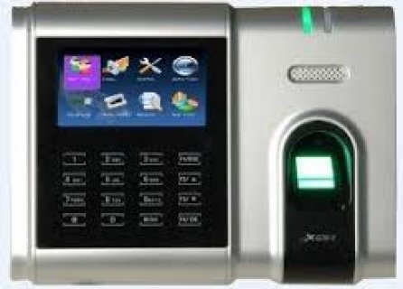 ZK Time Attendance Finger Print and Card جهاز حضور وانصراف بالبص