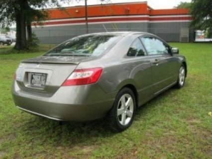 EXCELENT 2007 HONDA CIVIC EX COUPE