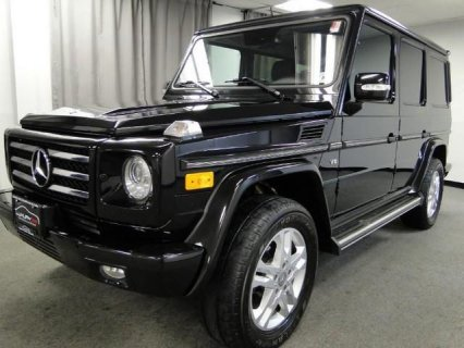 Mercedes Benz G500 wagon full option