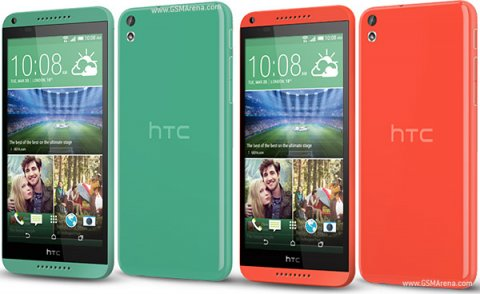 HTC Desire 816 or 820