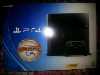 play station 4 new for sale
