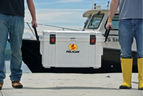 صور Pelican  Elite Cooler 45 QT 2