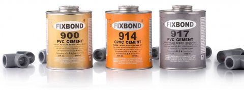 The solvent cement number one in the Middle East