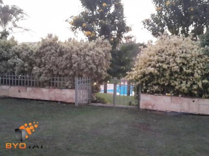 Separate villa in El Patio Compound NewCairo with prime location