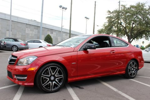 2014 Mercedes-Benz  C250 Coupe USD $ 16200