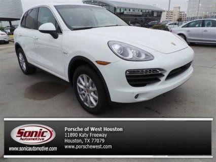 white porche cayenne for sale