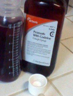 Actavis promethazine with codeine purple cough