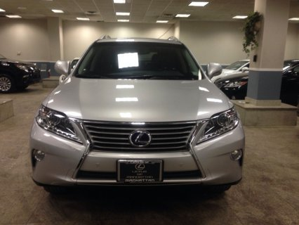 MY 2013 LEXUS RX 450h FOR SALE
