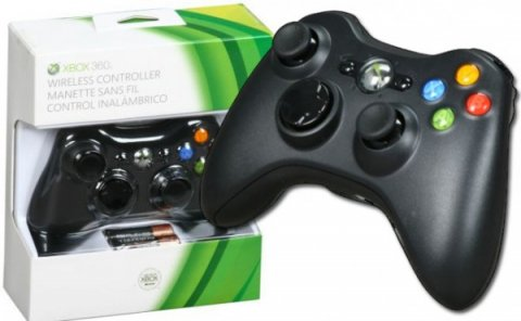 XBOX 360 WIRELESS refurbished CONTROLLER