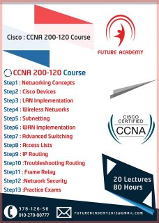 CCNA Course in Giza