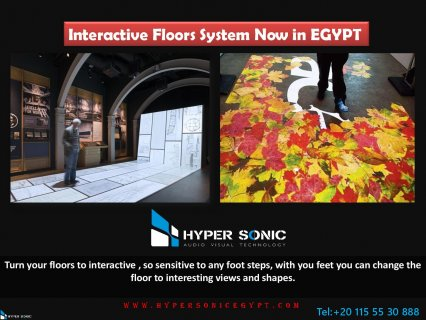 Best Interactive Floors in EGYPT