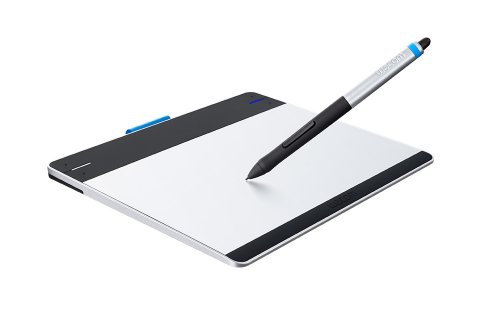 Wacom intuos 4 pen&touch CTH 480 tablet new واكوم