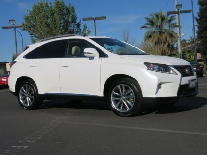 صور Selling my used 2014 Lexus RX 450h Base ( $16,500 Whatsapp+13022 1