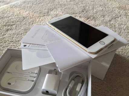 apple iphone 6 plus gold forsale