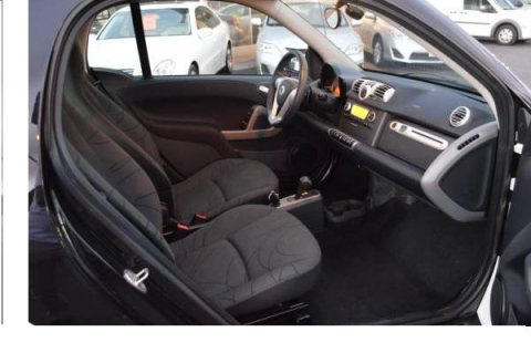 Smart FORTWO White, Door 2, RWD, Coupe, 5-Speed Automatic With