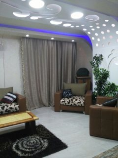 The highest level furnished apartment in Nasr City for rent\=