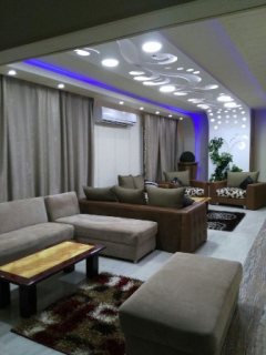 The highest level furnished apartment in Nasr City for rent\-