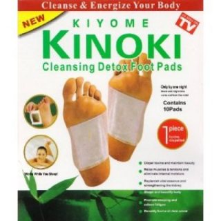 لصقـــــــــــــات Detox Foot Patch