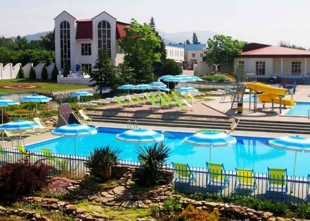 Hotels and resorts on the Black Sea coast of Russia