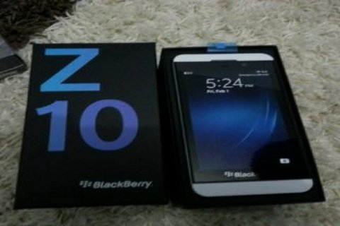 Blackberry Z10 (Add BB Pin 231B5EDA)