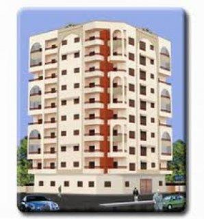 شقة للبيع 120 متر 3ورسبشن لوكس الدور 3عمارة الف مسكن