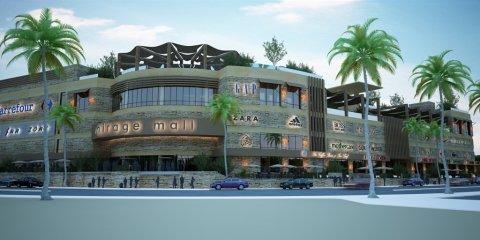 Mirage Mall محلات للبيع وللايجار بتسهيلات مغرية miragemall اضخم