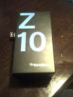 بلاك بيري Z10 بلاك بيري Q10