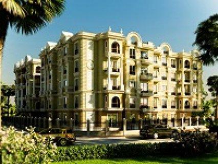 شقة للبيع بمدينة هليوبوليس الجديدة مساحة 126م2 بتسهيلات فى السدا