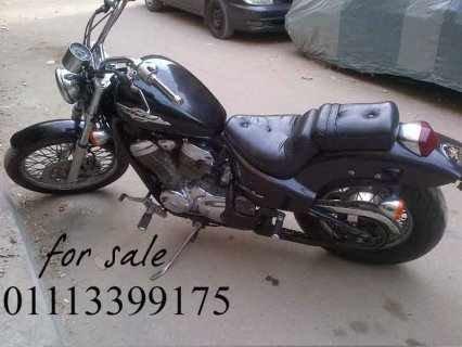 للبيع هوندا ستيد 400 فابريكة 01113399175