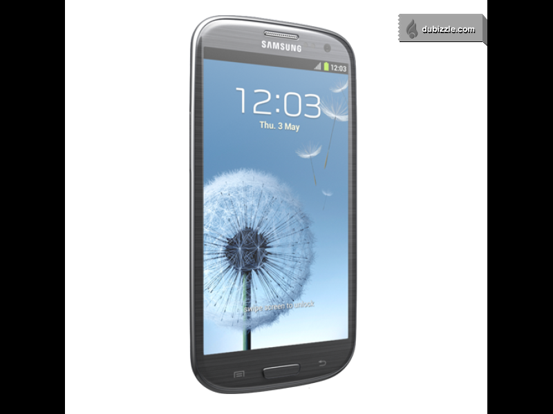 samsung galaxy s3 GT-i9300 gray color for sale