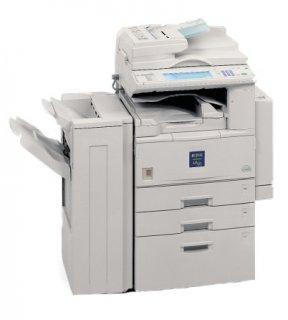 ماكينة تصوير المستندات ماركة  ريكو العالمية -موديل1022