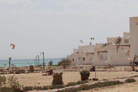 شالية براس سدر داخل قرية السارة بيتش