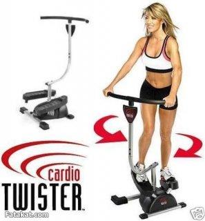 CARIDO -TWISTER